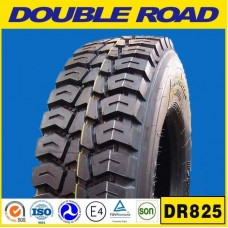 315/80 R22.5 DOUBLE ROAD DR825 on/off 156/150K 20PR вед.ось